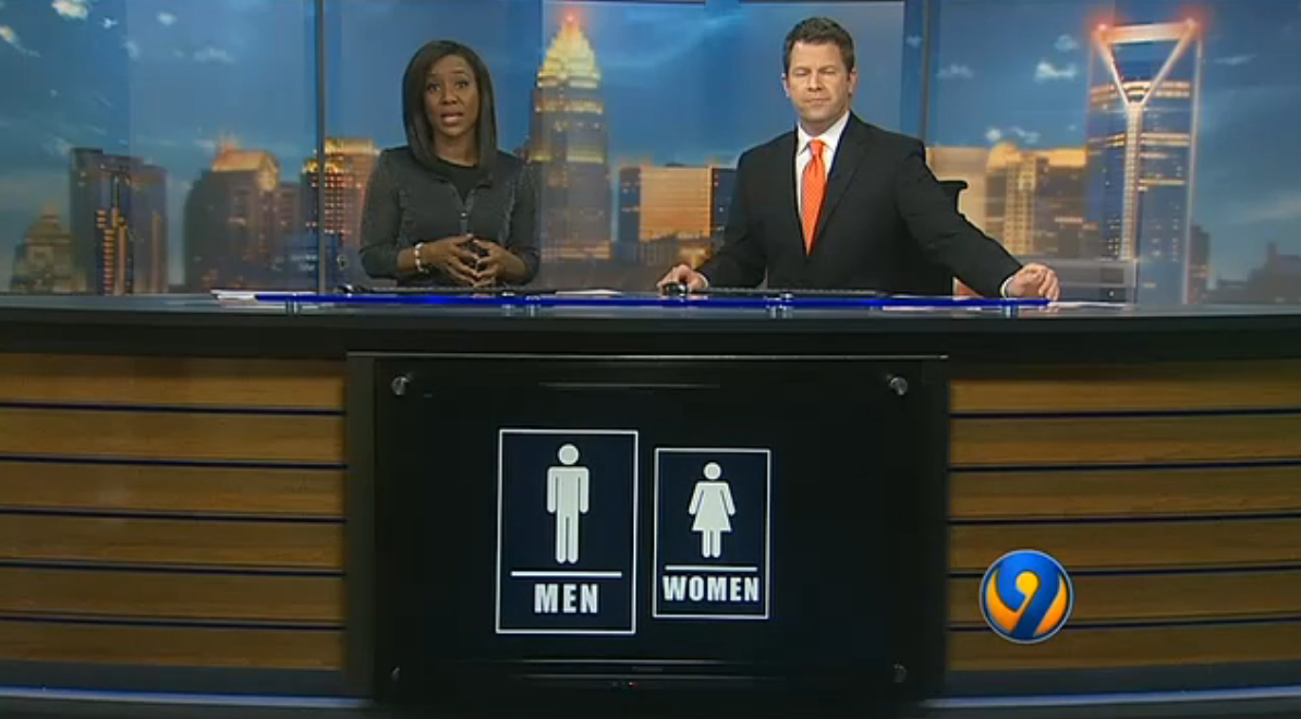 WSOC's biased report on local ordinances favors transphobia