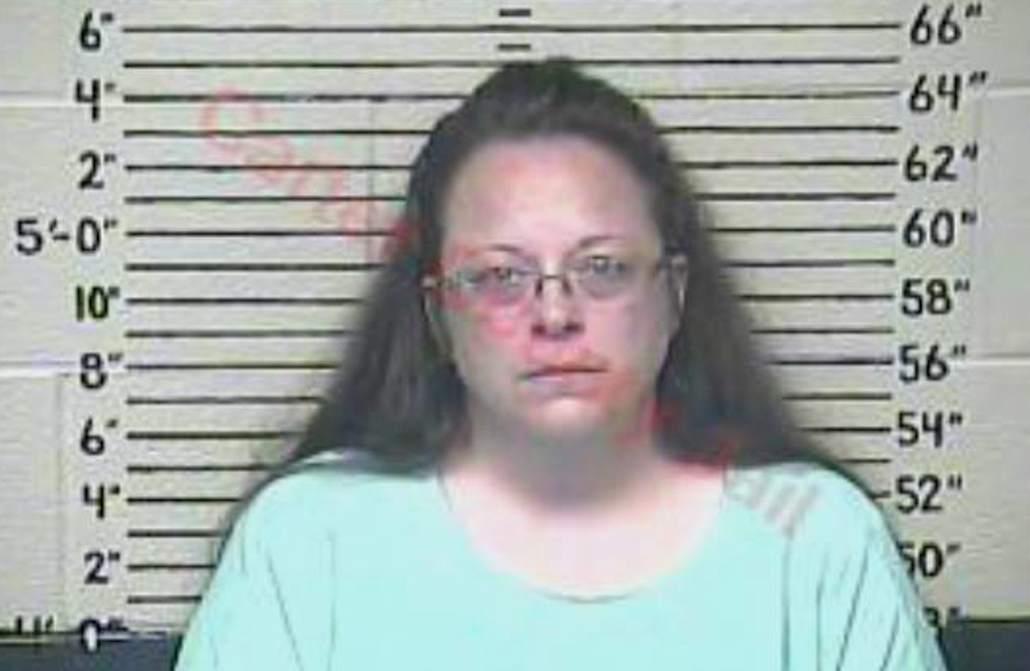 Kim Davis goes to jail in Kentucky, but her anti-gay actions are legal in North Carolina