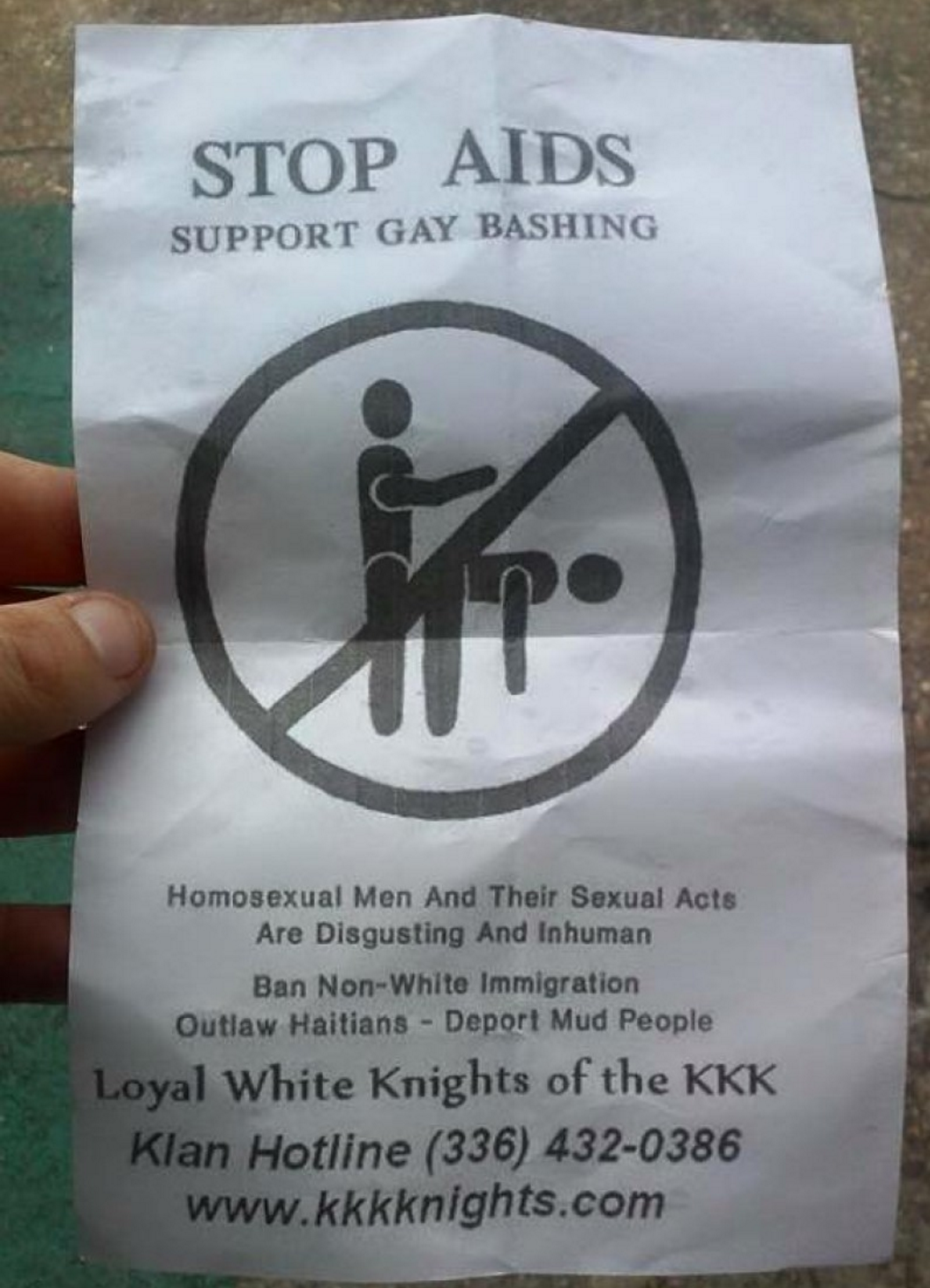 KKK group opposing Jacksonville LGBT ordinance has N.C. ties