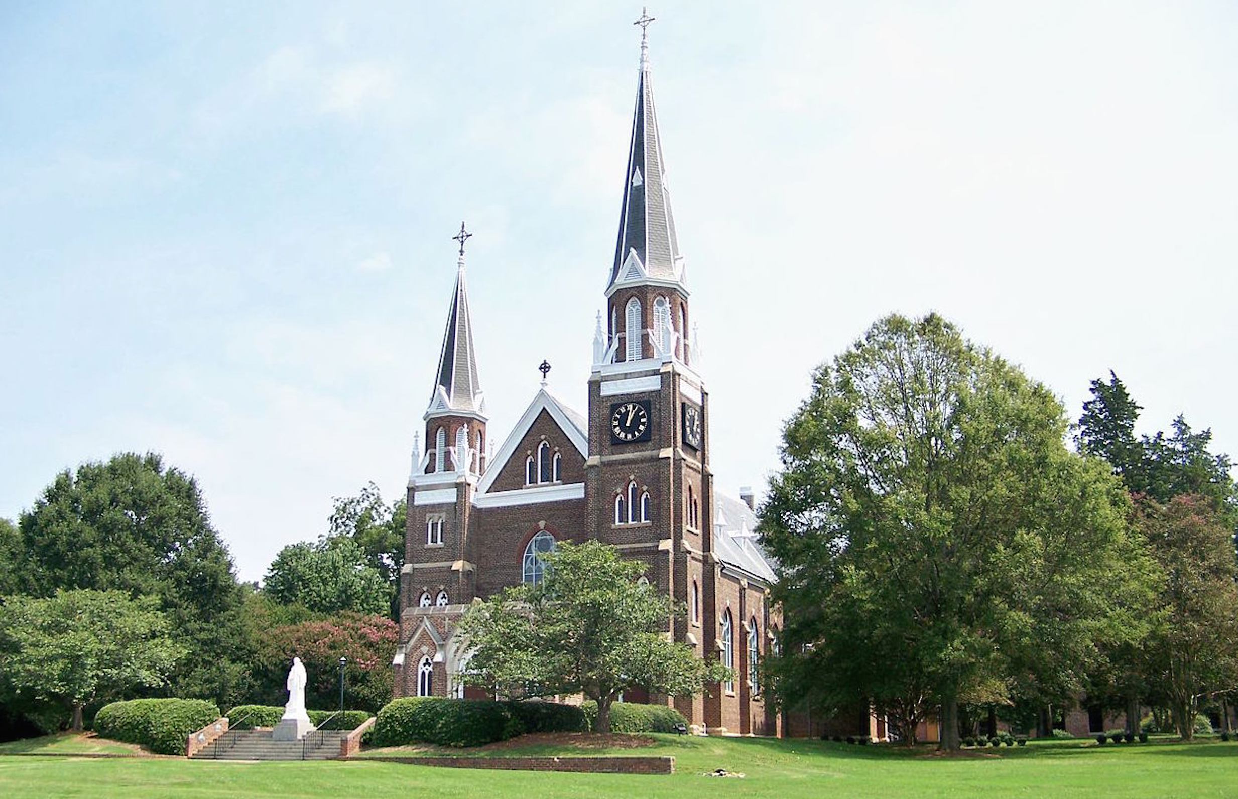Belmont Abbey College, other Carolinas colleges receive anti-LGBT Title IX waivers